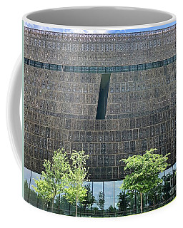 National Museum Of African American History And Culture Coffee Mug