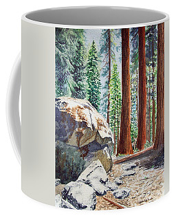 National Park Sequoia Coffee Mug