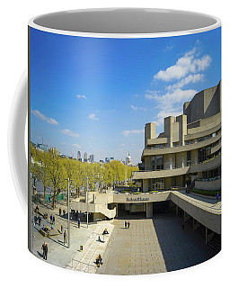 Coffee Mug featuring the photograph National Theatre by Stewart Marsden
