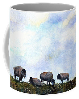 National Treasure - Bison Coffee Mug