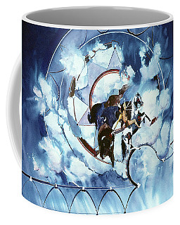 Native American Blue Spirit Coffee Mug