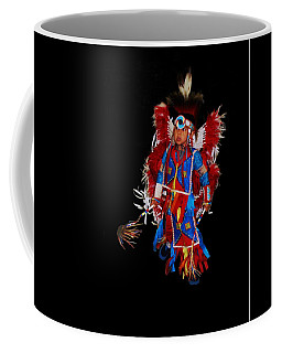 Native American Dancer Coffee Mug