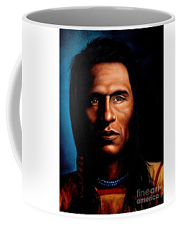 Native American Indian Soaring Eagle Coffee Mug