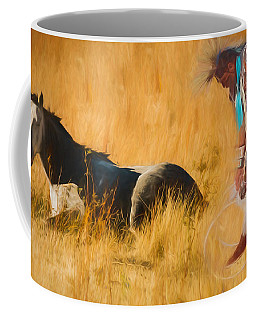 Native American Coffee Mug