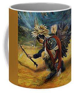 Native American Rain Dance Coffee Mug