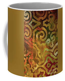 Native Elements Earth Tones Coffee Mug