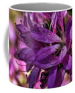 Native Long Petals Coffee Mug