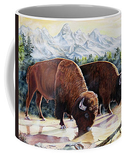 Native Nobility Coffee Mug