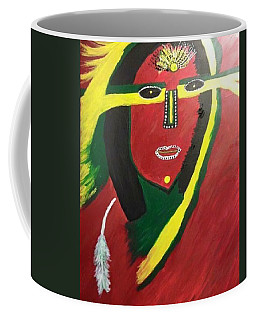 native Queen  Coffee Mug