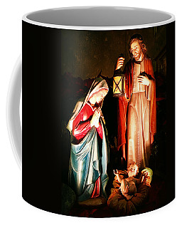 Nativity Christmas Card II Coffee Mug