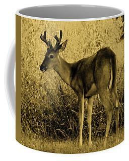 Natural Beauty- Vintage Version Coffee Mug