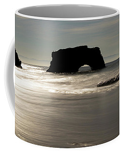 Natural Bridges State Beach Water Coffee Mug
