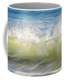 Natural Chaos, Quinns Beach Coffee Mug by Dave Catley