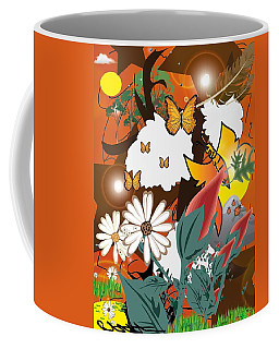 Natural Color Life Coffee Mug