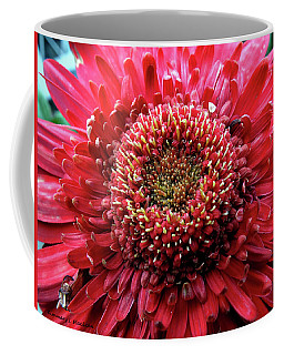 Natural Flower Coffee Mug