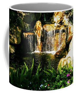 Natural Hidden Face Coffee Mug