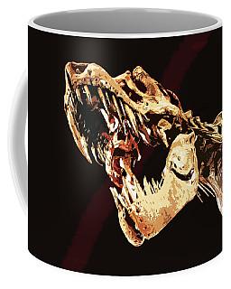 Natural History- T Rex Coffee Mug