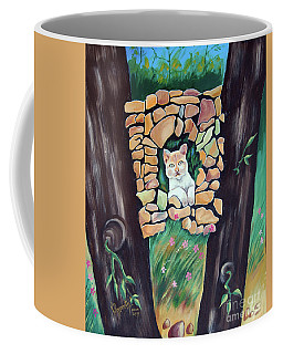 Natural Home Coffee Mug