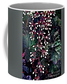 Natural Lace Coffee Mug by Sarah Loft