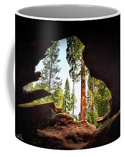 Natural Window Coffee Mug