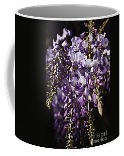 Natural Wisteria Bouquet Coffee Mug