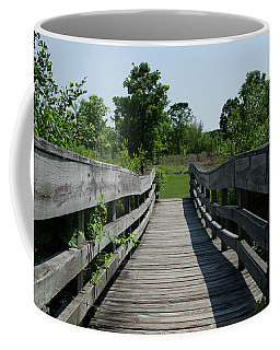Nature Bridge Coffee Mug