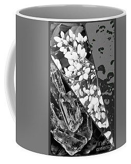 Nature Collage In Black And White Coffee Mug
