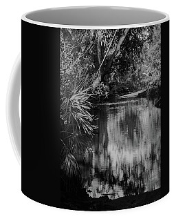 Nature In Black And White Coffee Mug