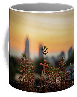 Nature In The City Coffee Mug