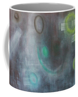 Nature Is Beyond The Ability Of Human Thinking Coffee Mug by Min Zou