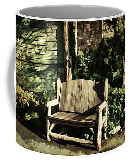 Nature - Peacefulness  Coffee Mug by Judy Palkimas