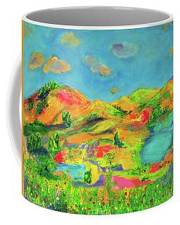 Nature Speaks Coffee Mug