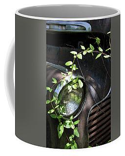 Nature Takes Over Coffee Mug