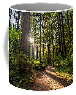 Nature Trail Coffee Mug by Kristopher Schoenleber