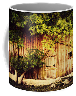 Natures Awning Coffee Mug by Julie Hamilton