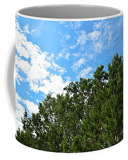 Coffee Mug featuring the photograph Nature's Beauty - Central Texas by Ray Shrewsberry