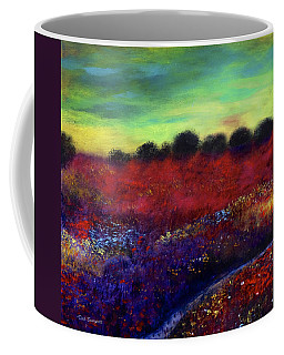 Natures Bouquet Coffee Mug by Dick Bourgault