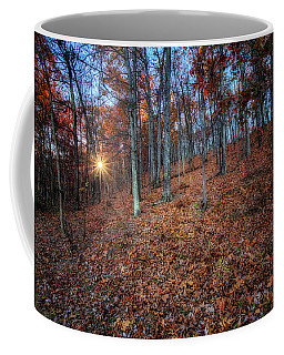 Nature's Carpet Coffee Mug