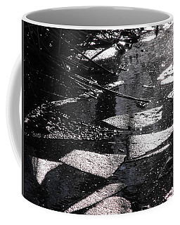 Nature's Cubism Coffee Mug