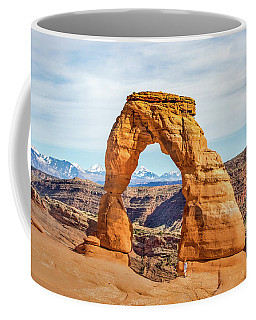 Nature's Delicate Balance Coffee Mug