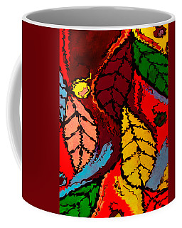 Natures Explosion Coffee Mug