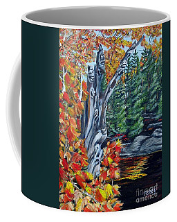 Natures Faces Coffee Mug