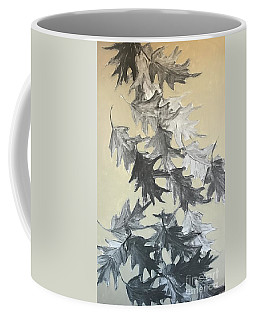 Natures Fallen Trash Coffee Mug