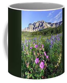 Nature's Garden Coffee Mug