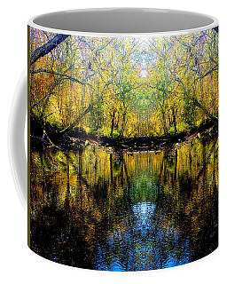Natures Gate Coffee Mug