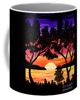 Nature's Gift - Ocean Sunset Coffee Mug
