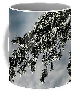 Natures Glitter Coffee Mug