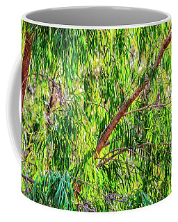 Natures Greens, Yanchep National Park Coffee Mug by Dave Catley