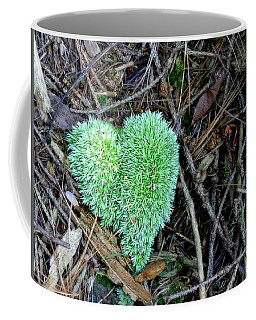 Nature's Heart Coffee Mug
