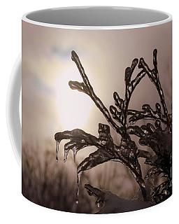 Natures  Ice Sculpture Coffee Mug